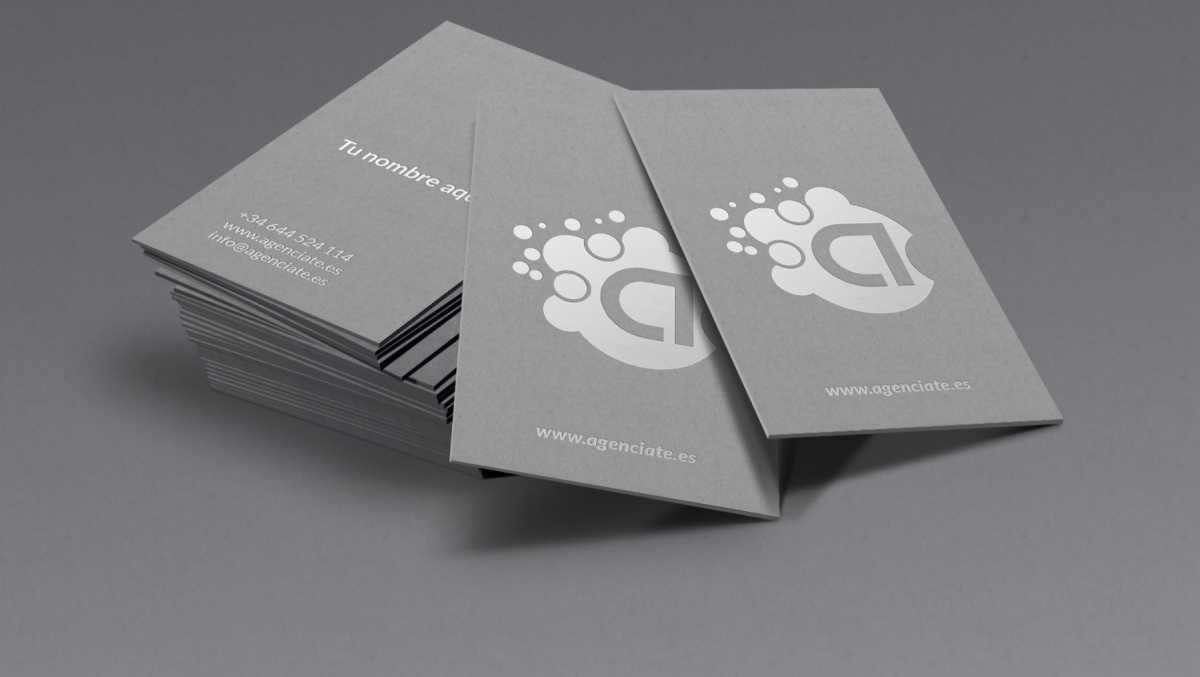 diseño tarjetas de visitas