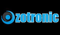 logotipo ozotronic
