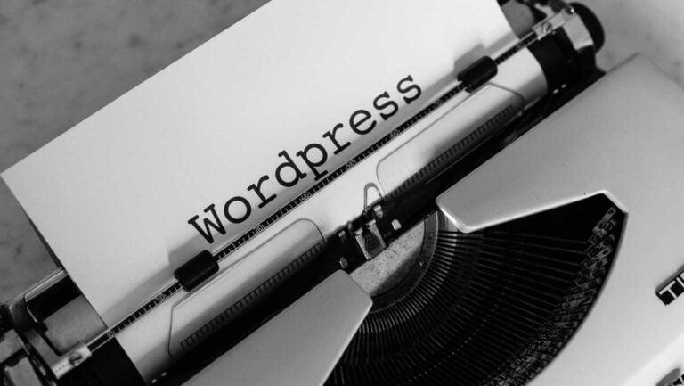 qué es y para que sirve Wordpress